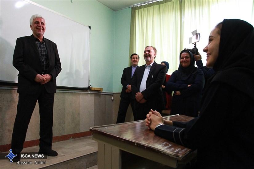 آغاز سال تحصیلی با حضور رییس دانشگاه آزاد اسلامی