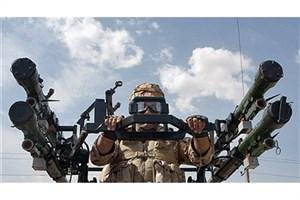 رونمایی از تجهیزات جدید نیروی زمینی ارتش