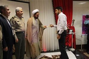 برگزاری جشنواره میثاق با ولایت در تیپ116 قزوین