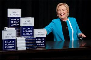 کتاب «هیلاری کلینتون» رکورددار شد