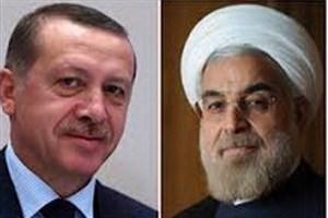 رایزنی روسای جمهوری ایران و ترکیه درباره همه پرسی اقلیم کردستان عراق
