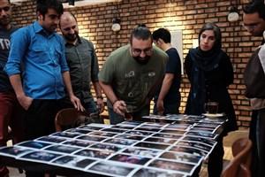 برگزاری ورکشاپ عکاسی NVP  در تهران