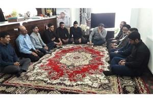 شهید محمد بلباسی بهترین الگو برای نسل جوان است
