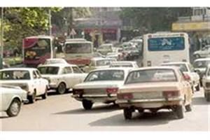 خروج خودروهای فرسوده در پایتخت /تردد خودروهای با عمر بیش از ۵ سال متوقف شود