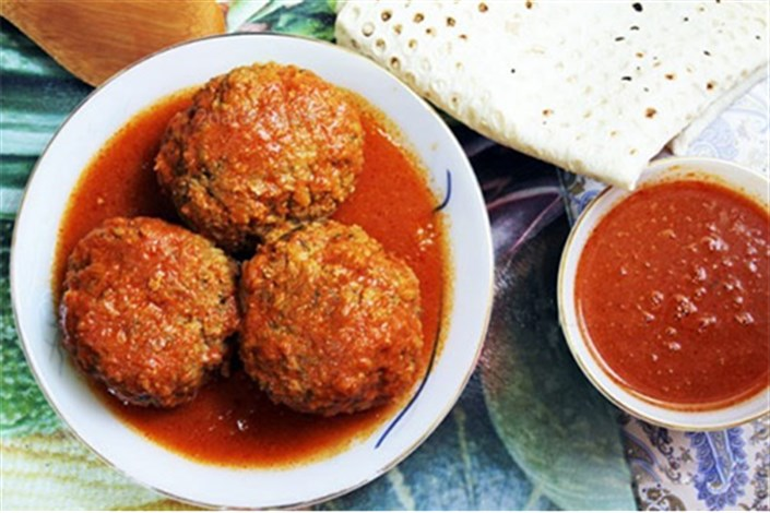 کوفته تبریزی و رستوران