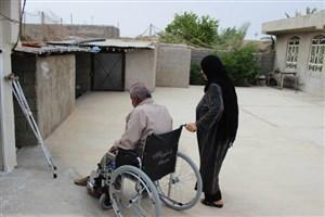 نیاز  معلولان به سرپناه مناسب  و انعطاف پذیر