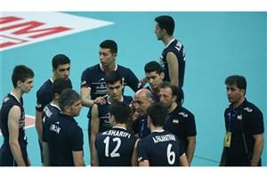 تبریز میزبان مسابقات والیبال نوجوانان پسر آسیا شد
