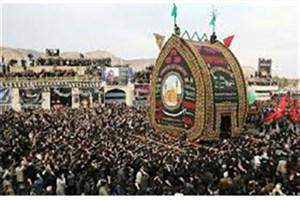 آیین نخلگردانی  خمین آذرماه  1391 در فهرست میراث معنوی به ثبت ملی رسید