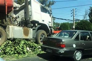 خیابان کارگر جنوبی حادثه خیز ترین معبر شریانی مرکز تهران است