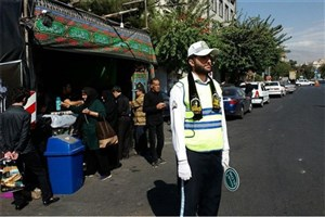 تمهیدات پلیس راهوربرای جلوگیری از گره های  ترافیکی  در تاسوعا و عاشورا