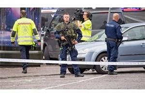 مردی با چاقو به مسافران حمله کرد