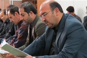 ویژه برنامه های دانشگاه آزاد اسلامی واحد بین الملل ماکو در ماه محرم