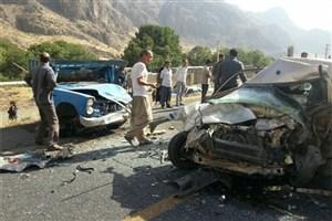 کاهش 1.8 درصدی تلفات حوادث رانندگی در 5 ماهه امسال