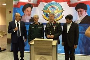 افزایش همکاری نظامی ایران و ترکیه
