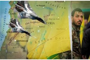 شهادت 7 نیروی حزب الله لبنان در حملات هوایی سوریه