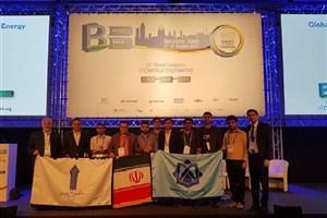 دانشگاه خلیج فارس بوشهر موفق به کسب جام قهرمانی مسابقات بینالمللی کمیکار 2017 اسپانیا شد