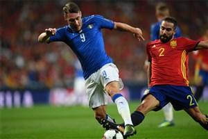 بحران مصدومیت در اردوی تیم ملی ایتالیا