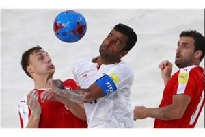 دعوت از ۱۷ بازیکن برای دومین اردوی تیم ملی فوتبال ساحلی
