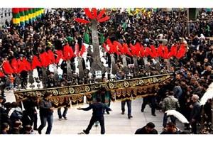 حال و هوای قزوین در سالروز شهادت سیدالساجدین
