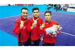 Mashhad IAU Student Bags Gold in World Wushu Championships