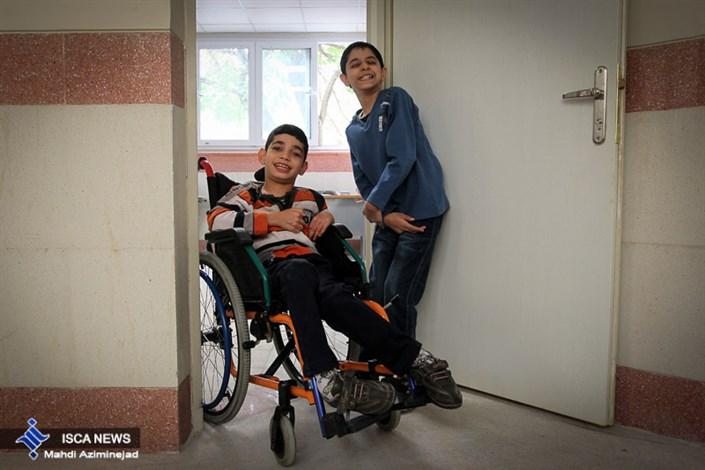 دانش آموزان معلول