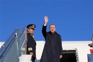 بازگشتِ اردوغان به ایران