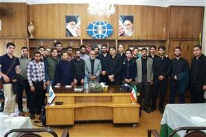 ششمین نشست هفتگی فعالین رسانه بسیج دانشجویی با حضور حسین شریعتمداری / تصاویر