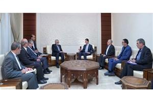 بروجردی: دولت و ملت سوریه توطئه های آمریکایی و صهیونیستی را به شکست کشاندند
