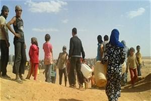 وزارت دفاع روسیه: آمریکا برای دفاع از پایگاه های نظامی اش در سوریه از سپر انسانی پناهجویان استفاده می کند