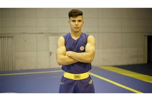 Ardabil SAMA IAU Student Becomes Champion in 14th World Wushu C'ships