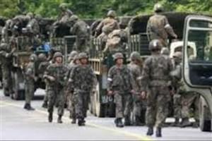 کره جنوبی به حالت آماده باش در آمد