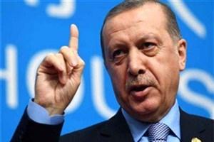اردوغان آغازگر تنش با آلمان نیست