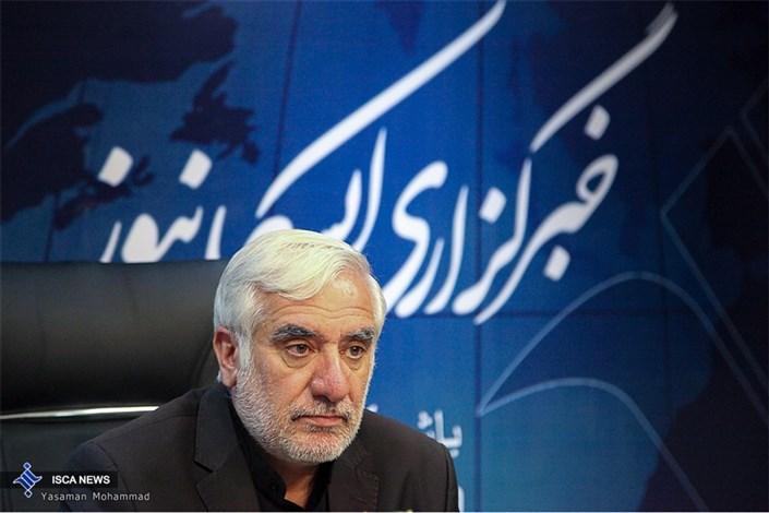 بازدید دبیر کمیسیون امنیت مجلس از خبرگزاری ایسکانیوز