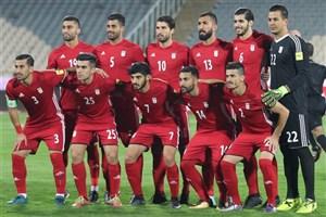 ایران در رده 34 جهان و نخست آسیا / شاگردان کیروش 9 پله سقوط کردند