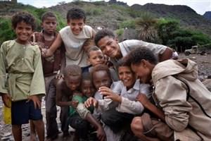 کودکان یمن در آینه تصویر