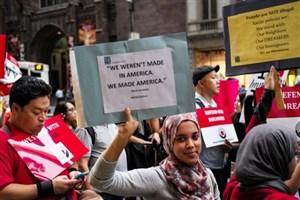 درخواست تجدید نظر  در باره دریمرها به دادگاه عالی آمریکا