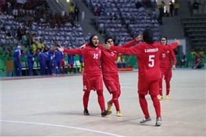 تیم ملی فوتسال بانوان ایران 2 دیدار دوستانه با روسیه برگزار میکند