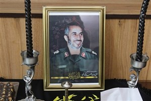 مراسم ترحیم داود احمدینژاد در دانشگاه علم و صنعت برگزار شد
