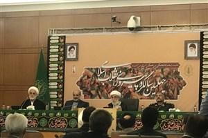 نشست هماهنگی چهلمین سالگرد پیروزی انقلاب اسلامی به ریاست آیتالله جنتی برگزار شد