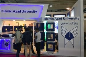 درخشش دانشگاه آزاد اسلامی رودهن در دهمین جشنواره بین المللی نانو تهران