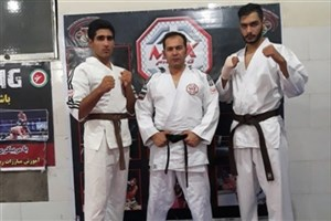 Mianeh IAU Students Become Champion in 2017 Tabriz Int'l Karate Championships