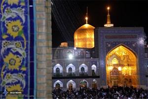 برنامه های مراسم سالگرد امام خمینی(ره) در حرم مطهر رضوی