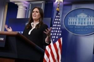 کاخ سفید: سیاست جامع ترامپ درباره ایران مسائل مختلف را در نظر میگیرد