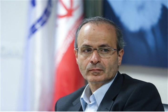 محمدرضا احمدی رییس دانشگاه تربیت مدرس