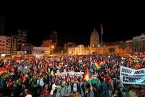 مورالس می خواهد مادورو شود