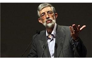 حداد عادل: مقام معظم رهبری را در میان دستپروردههای حوزه علمیه بیبدیل میدانم