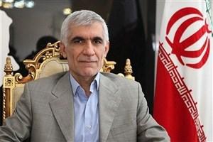 برگزاری اولین نشست خبری شهردار تهران  در برج میلاد