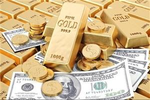 دلار و طلای جهانی هم مسیر شدند/ افت قیمت در بازار آزاد+ جدول