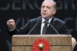 اردوغان: آمریکا کشوری به دور از تمدن