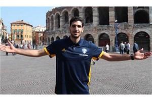 معنوینژاد در بین 20 نقلوانتقال برتر سری A والیبال ایتالیا